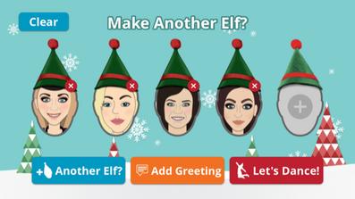 elf 1png - Christmas Elf Dance App