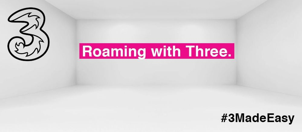 Roaming With Three Tips For Using Your Phone Abroad